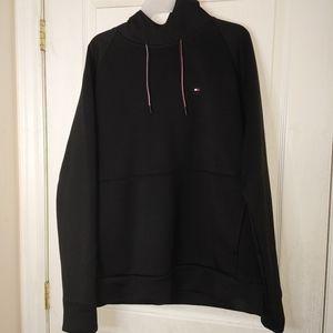 Tommy Hilfiger Black hoodie for men